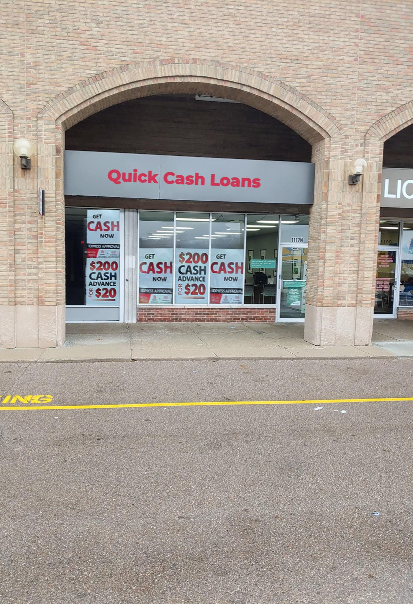 Quick Cash Loans in Cincinnati, OH 45236